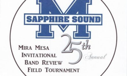 25th Annual Mira Mesa Band Review & Field Tournament