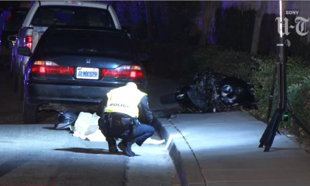 Motorcyclist Killed in Mira Mesa Accident