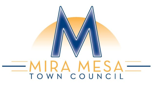 REMINDER: Mira Mesa Town Council Meeting Tonight (1/8/18)