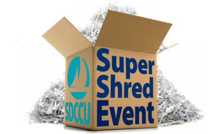 SDCCU Shred Event October 20