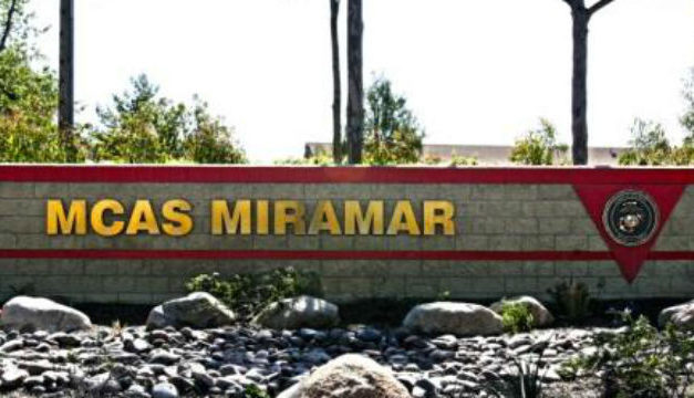 MCAS Miramar To Hold Lockdown Exercise 1/8/19