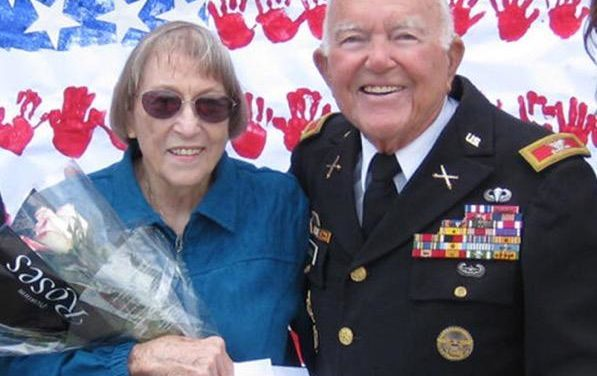 "Saluting Colonel Dingeman – ""Mr. Scripps Ranch"""