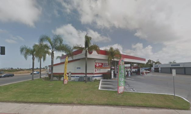 Bad Driving Ends Crime Spree on Miramar Rd