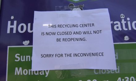 Is Beverage Container Recycling Over?